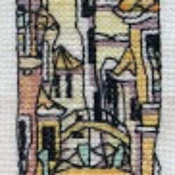 Venice bookmark