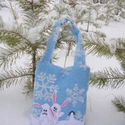 Сумочка для Снегурочки
