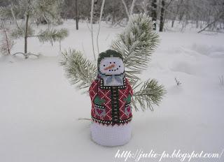 Снегобаба