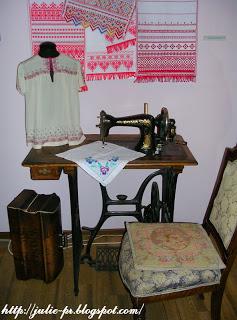 Традиции женских рукоделий