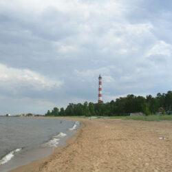 """Ладожское озеро, Осиновецкий маяк и """"Дорога жизни"""""""