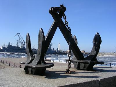 Город-порт Кронштадт