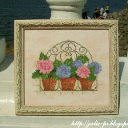 Мечтаю о балкончике с цветами