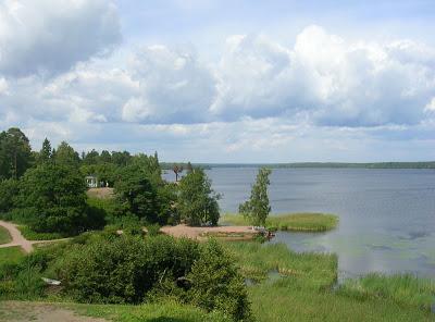 Монрепо и остров-некрополь Людвигштайн