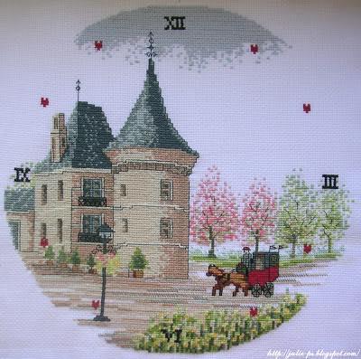 Castle Clock