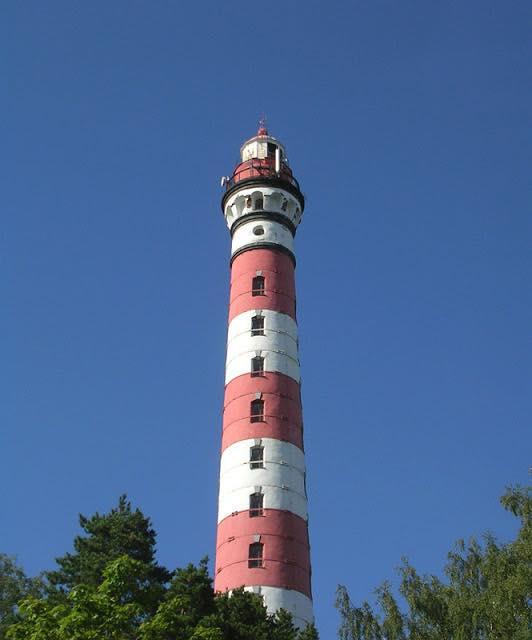 Осиновецкий маяк, Ладожское озеро, Дорога жизни