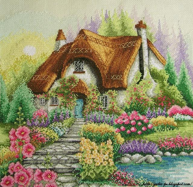 Lakeside cottage (Anchor)