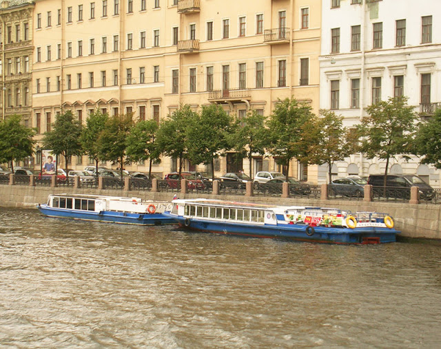 Фонтанка, Санкт-Петербург