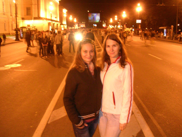 Дворцовый проезд, Санкт-Петербург, Дворцовый мост, развод мостов