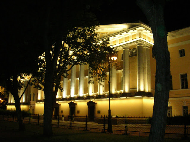 Александровский сад, Санкт-Петербург