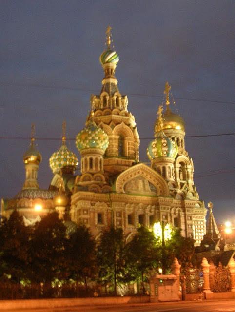 Спас-на-Крови, Санкт-Петербург