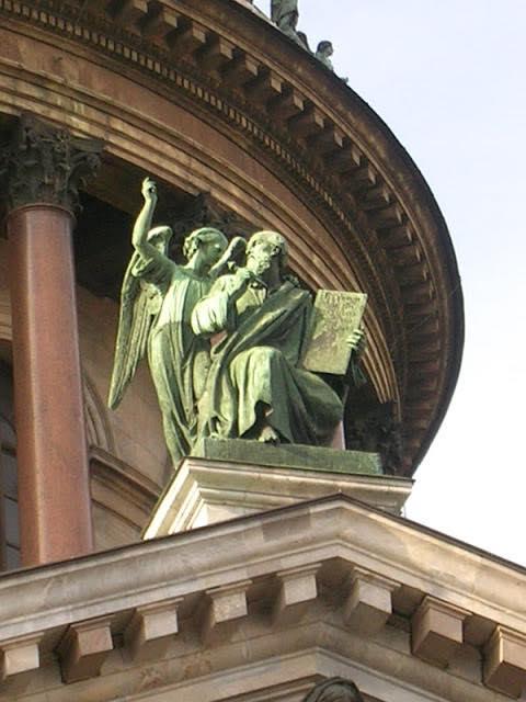 Исаакиевский собор, Санкт-Петербург, Исаакиевская площадь