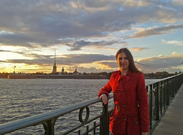 Троицкий мост, Санкт-Петербург, Петропавловская крепость