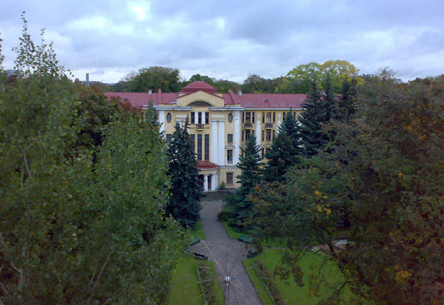 Ботанический сад, Санкт-Петербург