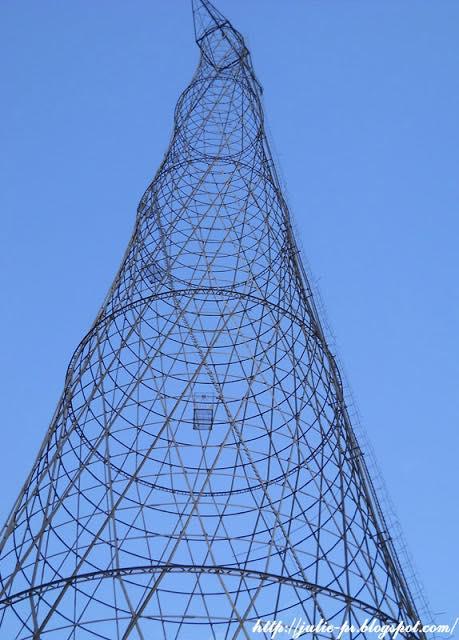 Шуховская башня на Оке, Дзержинск, Нижегородская область