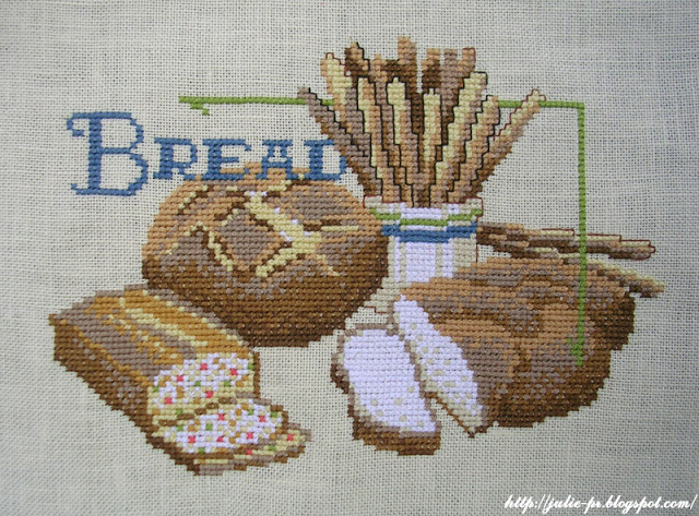 Хлебная салфетка, салфетка для хлеба, вышивка крестом, Leasure arts, bread, хлеб