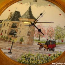"""Часы """"Castle Clock"""""""