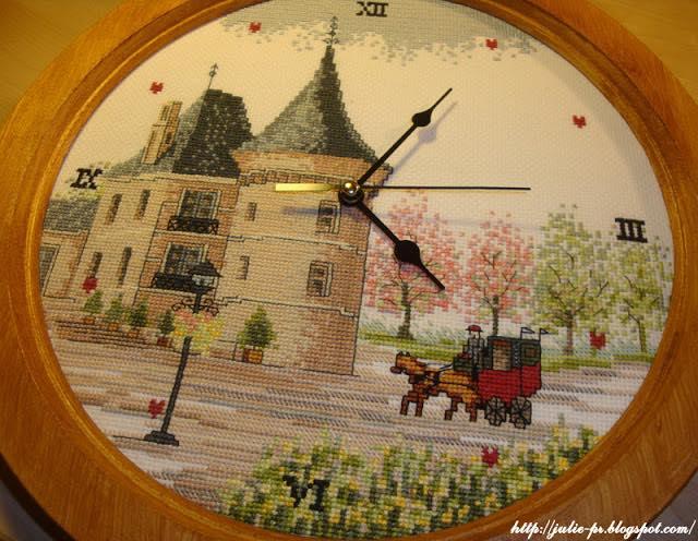 Часы «Castle Clock»