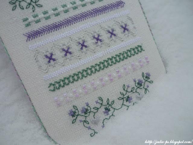 Lavender Path by Patricia Ann Designs