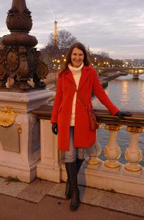 Париж, Мост Александра III, Эйфелева башня