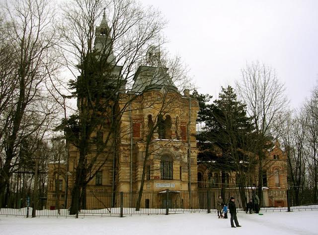 Дача Чернова