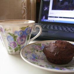 Диетические шоколадные маффины
