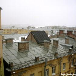 Петербургские крыши