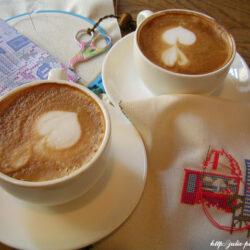 Вышивка и кофе