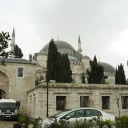 Мечеть Сулеймание / Süleymaniye Camii