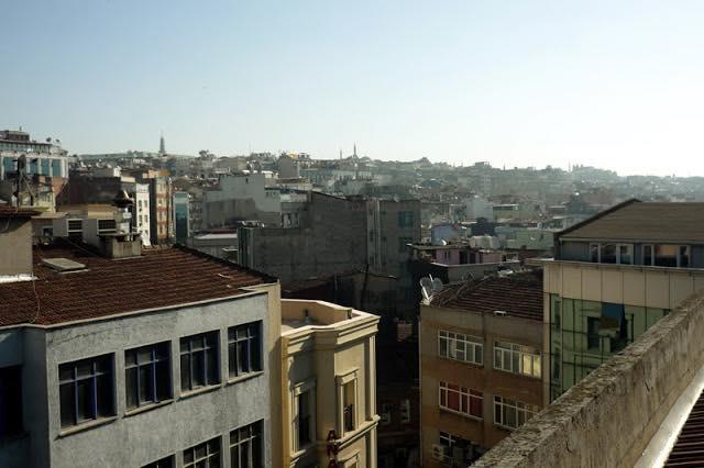 Последний день в Стамбуле