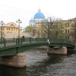 Красноармейский пешеходный мост