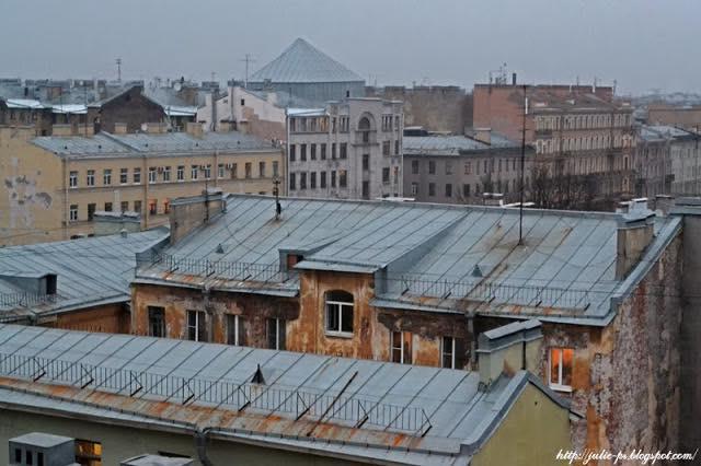 Крыша «Этажей»