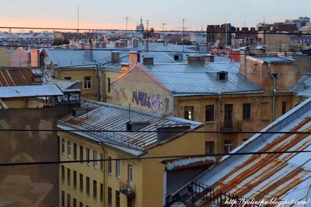 крыши Питера, Петербург крыши, Санкт-Петербург