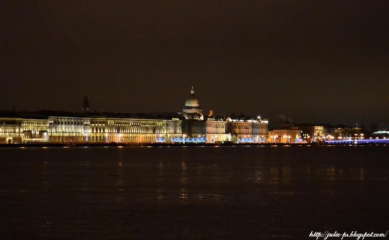 Санкт-Петербург, Нева, Исаакиевский собор