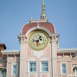 L'anniversaire à Disneyland