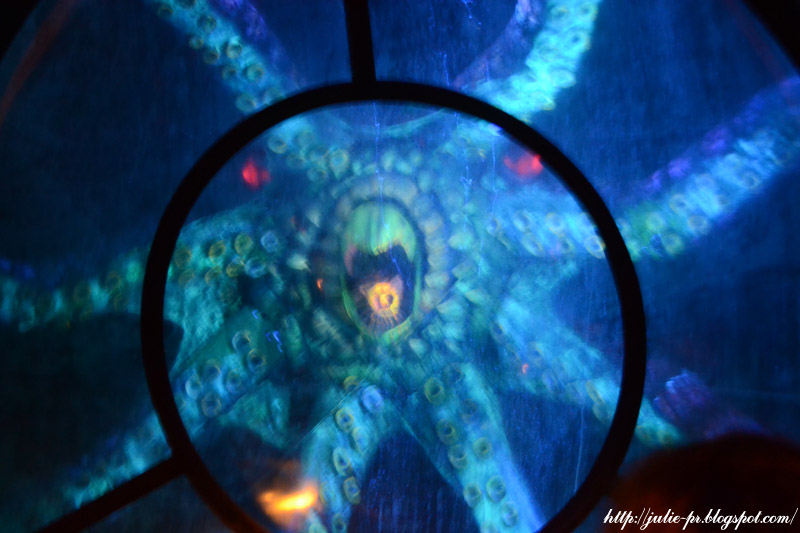 Диснейленд, Париж, Discoveryland, подводная ложка Наутилус
