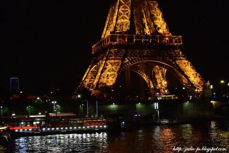 Париж, Эйфелева башня, 31 марта