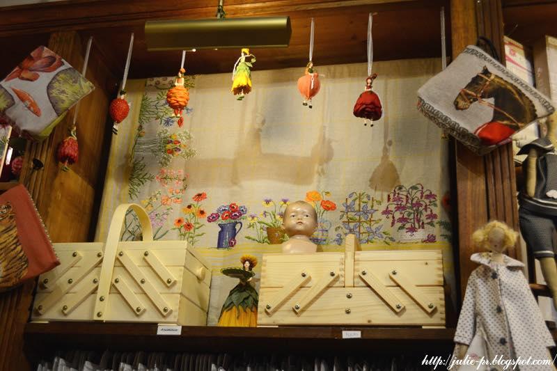 пассаже Вердо, Passage Verdeau, Le bonheur des dames, дамское счастье, вышивка крестом, Париж