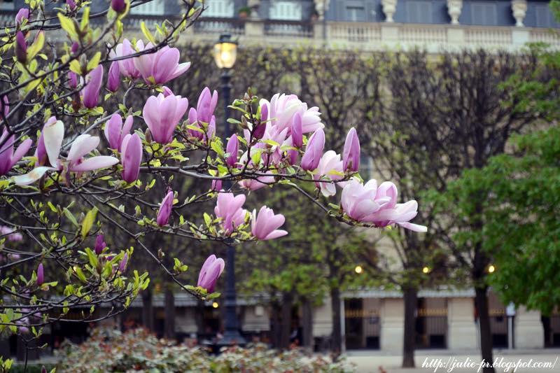 Jardin du Palais Royal, Paris, Париж