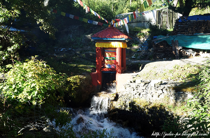 Nepal. Annapurna Circuit. Day 6 — Pisang