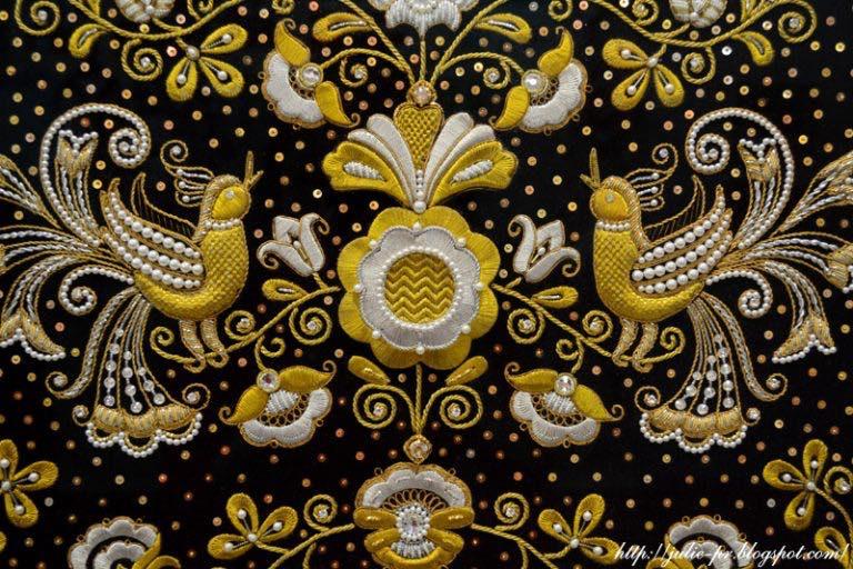 Вышивка: традиции и современность