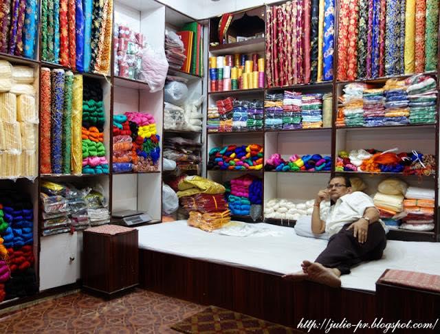 Nepal, Kathmandu, Непал, Катманду, вышивка, Тамель, Thamel, ткани, шелковые нитки для вышивания