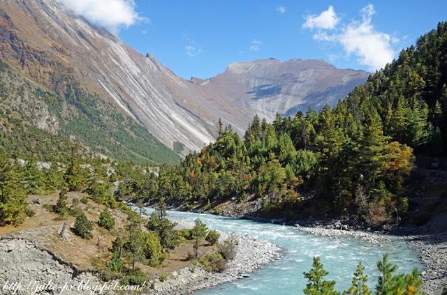 Himalayas, Гималаи, Annapurna Circuit, Nepal, Непал, трек вокруг Аннапурны