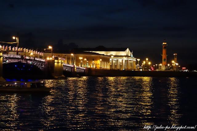 Санкт-Петербург, стрелка Васильевского острова, биржа, ростральные колонны