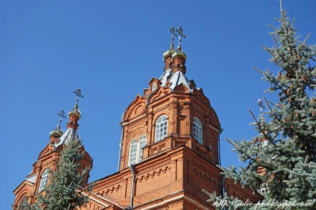 церковь, желнино