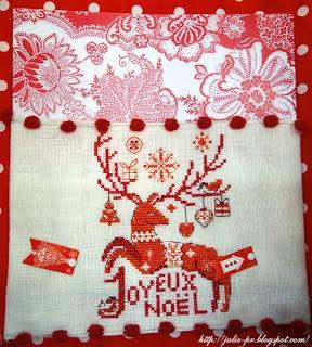 les brodeuses parisiennes, парижские вышивальщицы, атмосфера творчества, veronique enginger, большая история рождества