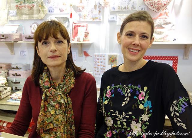 Париж, рукодельный салон Creations & savoir-faire-2015, porte de versailles, вышивка крестом, Парижские вышивальщицы, Les brodeuses parisiennes