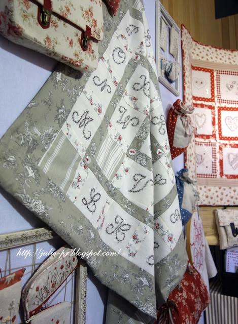 Париж, рукодельный салон Creations & savoir-faire-2015, porte de versailles