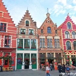 Брюгге: Рукодельный магазин Scharlaeken. Бельгийское кружево