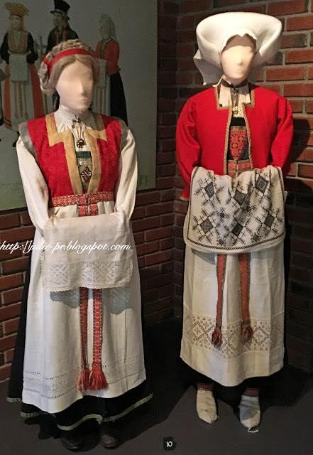 Хардангер, Норвегия, Утне, Этнографический музей Хардангера, Hardanger Folkemuseum, вышивка